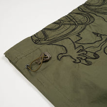 將圖像加載到畫廊查看器中Maharishi Original Snopants Purple Haze Embroidery Summer Olive - Concrete
