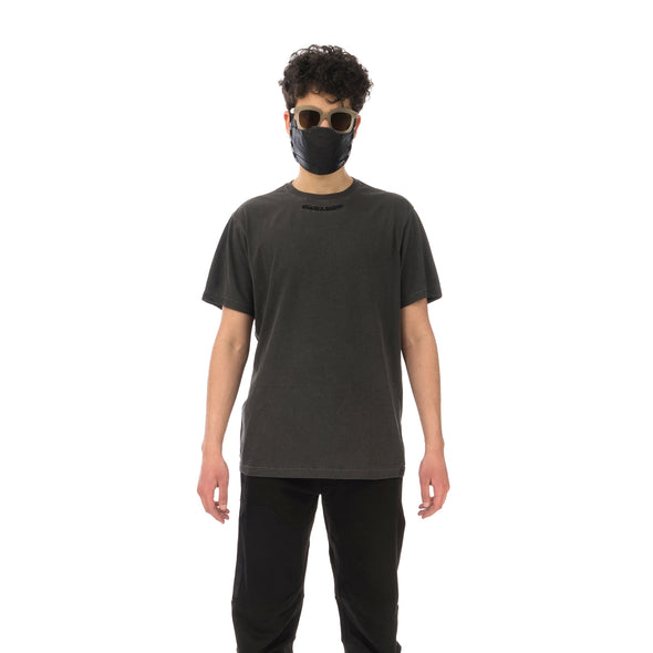 maharishi | Orion Hemp Organic T-Shirt Black - Concrete