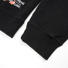 將圖像加載到畫廊查看器中maharishi | Militype Crew Sweat Black - Concrete