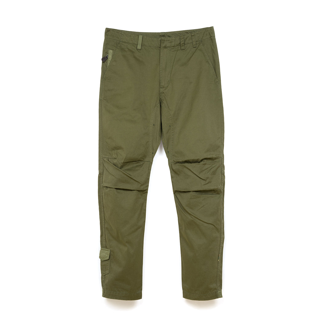 maharishi | Original Snopants Nametape Loose Fit Summer Olive - Concrete