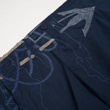 Load image into Gallery viewer, Maharishi Original Snopants Trident Embroidery Navy