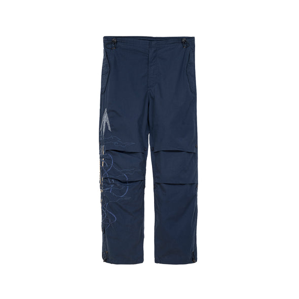 maharishi | Original Snopants Trident Embroidery Navy - Concrete