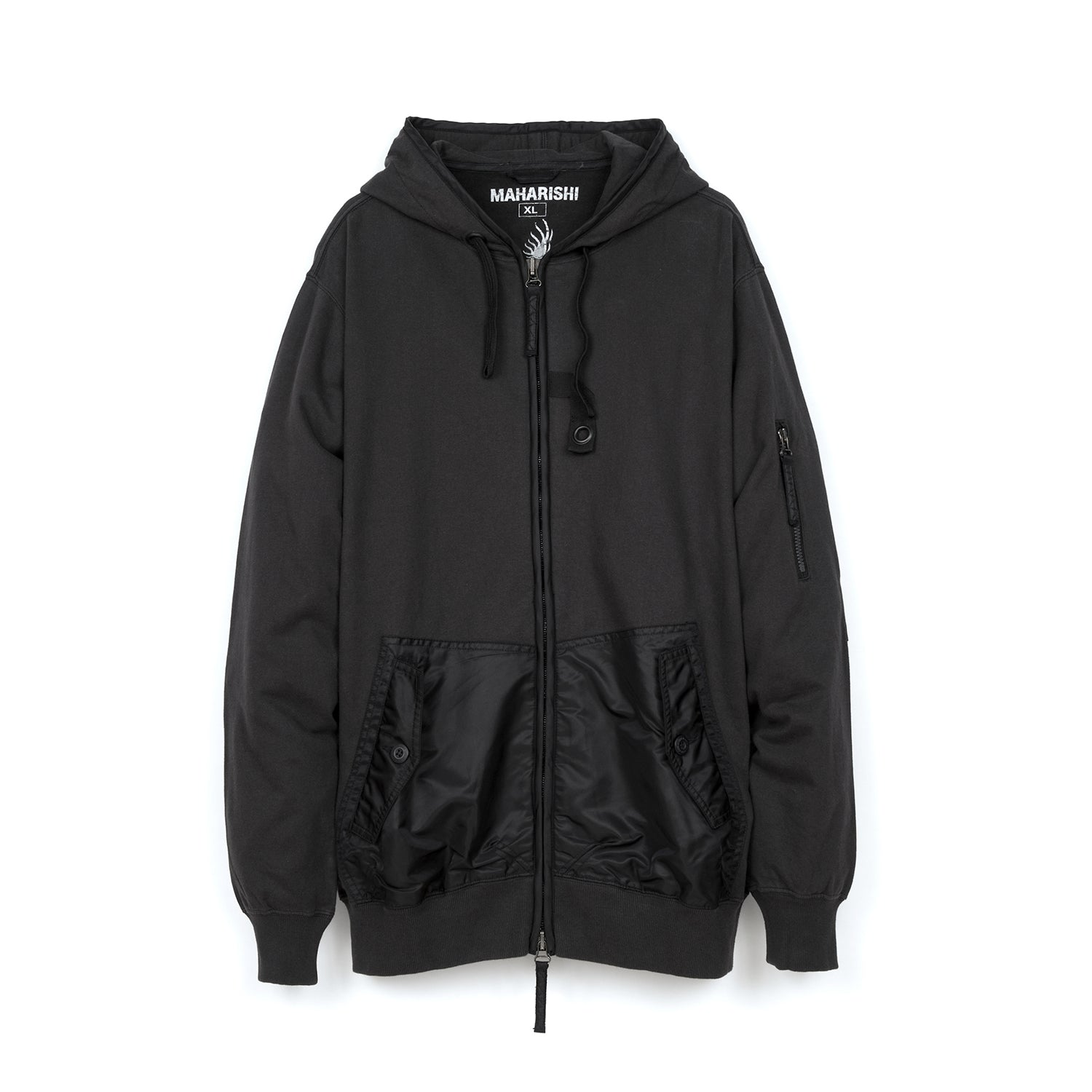 Maharishi Miltype Flight Hooded Sweat