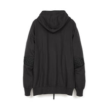 將圖像加載到畫廊查看器中maharishi | Miltype Flight Hooded Sweat - Concrete