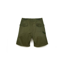 Load image into Gallery viewer, Maharishi Militype Web Shorts 55 Summer Olive