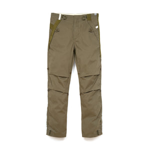 maharishi | Mil Crew Taped Snopants Straight Fit Olive - Concrete
