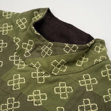 Load image into Gallery viewer, maharishi Mimic Sashiko M65 Jacket Olive