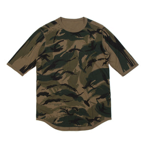 maharishi Reversible Camo Thayer T-Shirt Jungle Camouflage