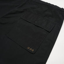 Load image into Gallery viewer, Maharishi Original Snopants Ferryman Embroidery Black
