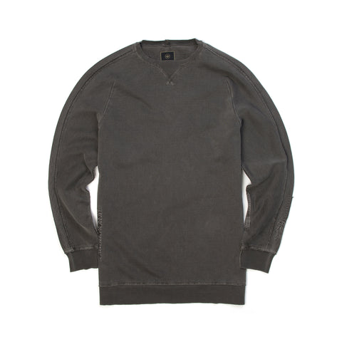 maharishi Boro Crew Sweat Black