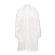 Afbeelding in Gallery-weergave laden, maharishi Crushed Mac Coat White