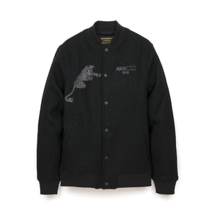 maharishi | Tiger Style Tour Jacket Black - Concrete