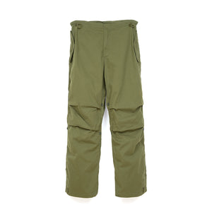 maharishi | Original Snopants Bamboo Embroidery Summer Olive - Concrete