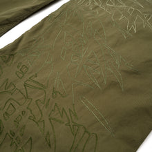 Load image into Gallery viewer, maharishi | Original Snopants Bamboo Embroidery Summer Olive