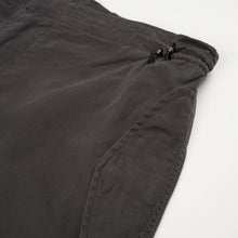 Load image into Gallery viewer, Maharishi | Original Snopants Loose Fit Carp Dragon Embroidery Charcoal - Concrete