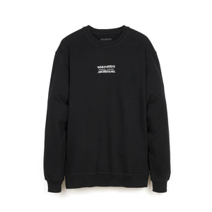 maharishi | Heaven And Hell Crew Sweat Black
