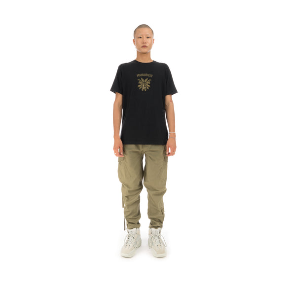 maharishi | Shinobi T-Shirt Black