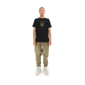 maharishi | Shinobi T-Shirt Black - Concrete