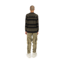 Load image into Gallery viewer, maharishi Striped L/S T-Shirt Woodland