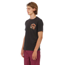 Load image into Gallery viewer, maharishi | Souvenir Organic T-Shirt Black