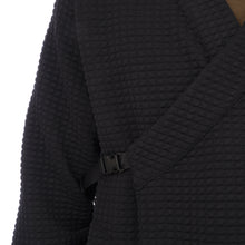 Afbeelding in Gallery-weergave laden, maharishi | Air Knit Polartec Reversible Kimono Black