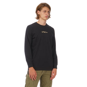 maharishi | Dragon Journey L/S T-Shirt Black