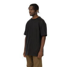 將圖像加載到畫廊查看器中maharishi | Oversized Woven T-Shirt Black - Concrete
