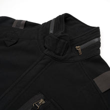 Afbeelding in Gallery-weergave laden, Maharishi Web Fly F65 Sweat Jacket Black