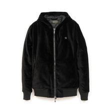 將圖像加載到畫廊查看器中Maharishi Official Hoody 'Temple Rivet' Black