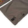Maharishi Original Snopants Napalm Embroidery Charcoal