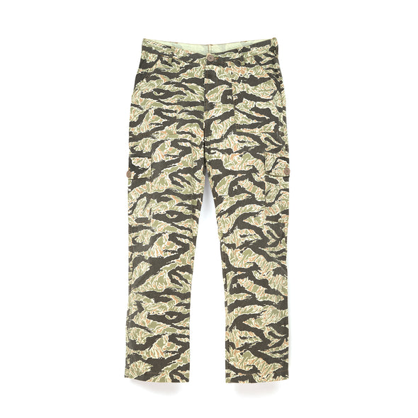 maharishi Combat Fatigue Pants Tigerstripe - Concrete
