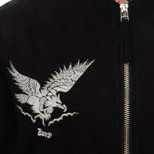 Load image into Gallery viewer, maharishi | Drone Eagle Organic Tour Jacket Black