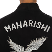 將圖像加載到畫廊查看器中maharishi | Drone Eagle Organic Tour Jacket Black - Concrete