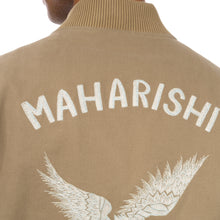 Load image into Gallery viewer, maharishi | Drone Eagle Organic Tour Jacket Sand