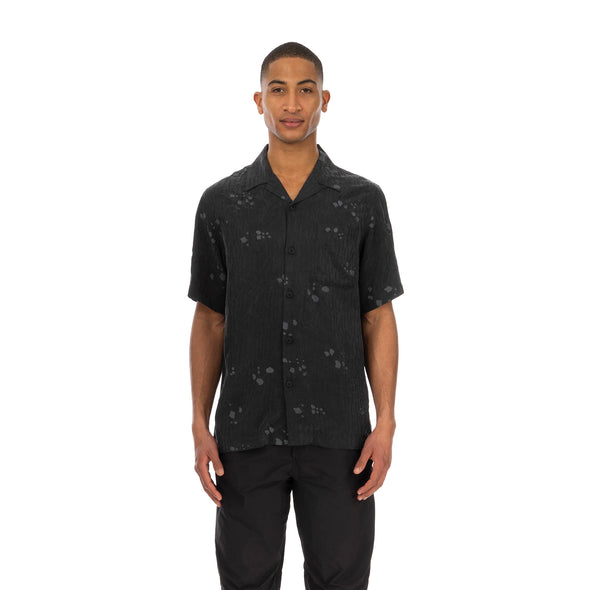 maharishi | Neo-Rain Camo Summer Shirt Night - Concrete
