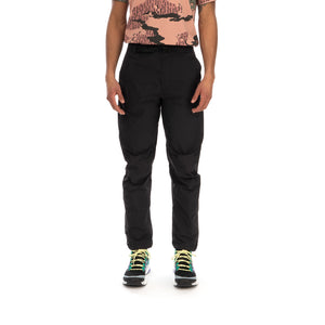 maharishi | Vegetable Dyed Tech Trackpants Black Bamboo - Concrete