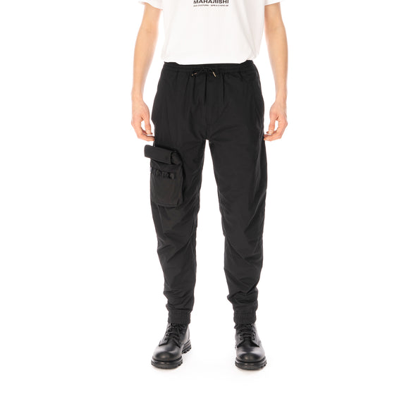 maharishi | Detachable Pocket Trackpants Black