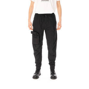 maharishi Detachable Pocket Track Pants Black