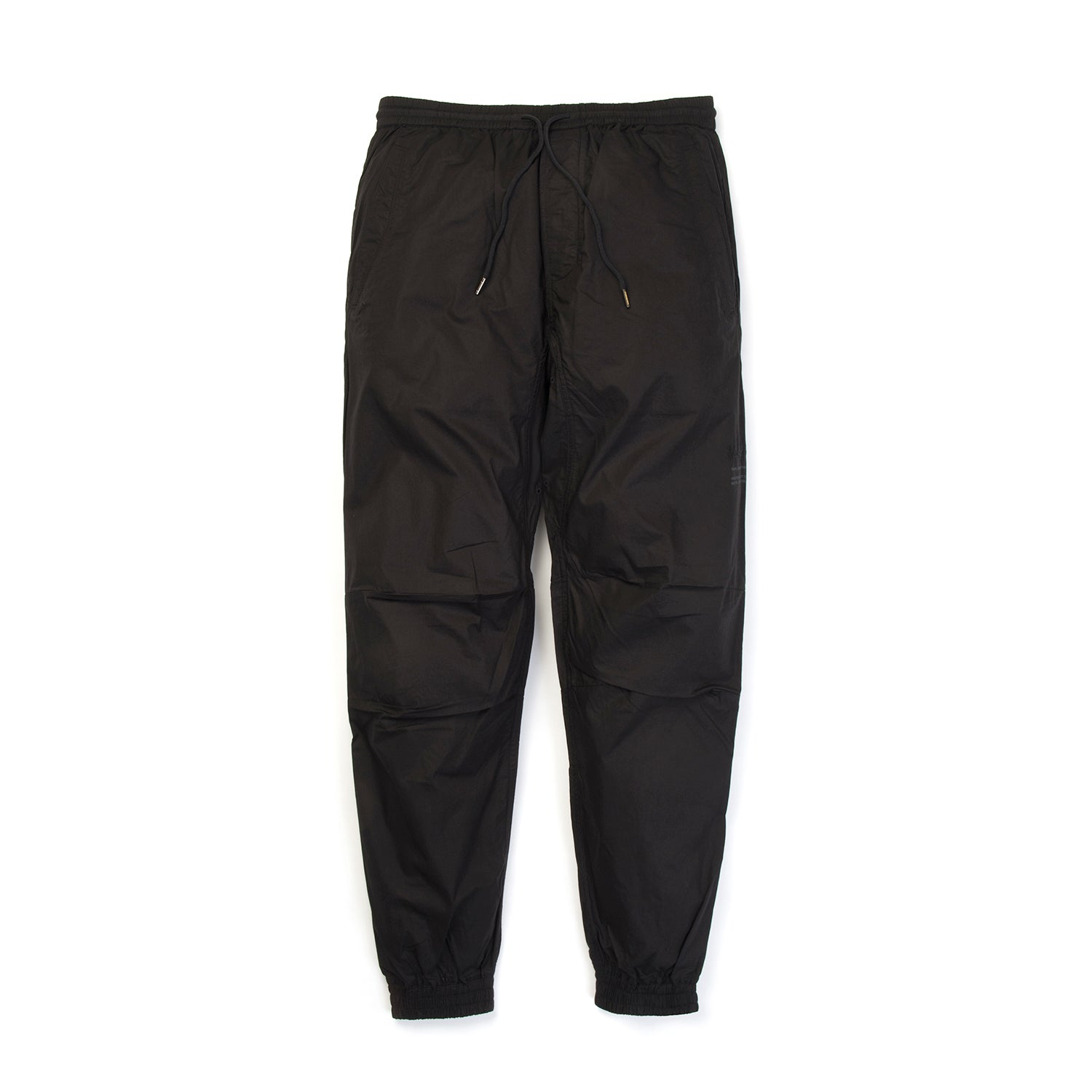 maharishi Seamless Track Pants Black