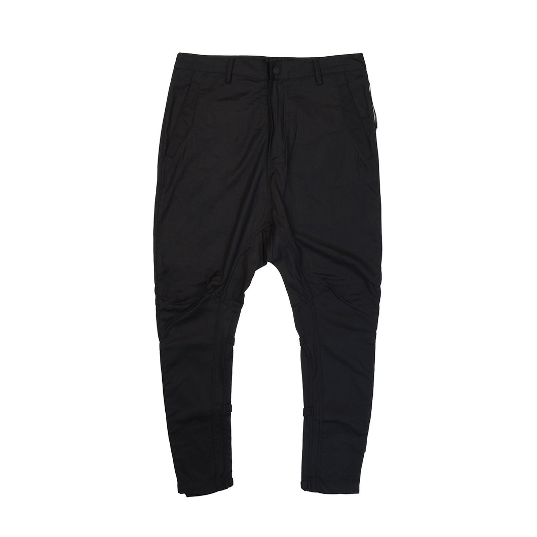 maharishi Shao Monk Pants Black