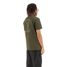 Load image into Gallery viewer, maharishi | x Hyperdub T-Shirt Olive