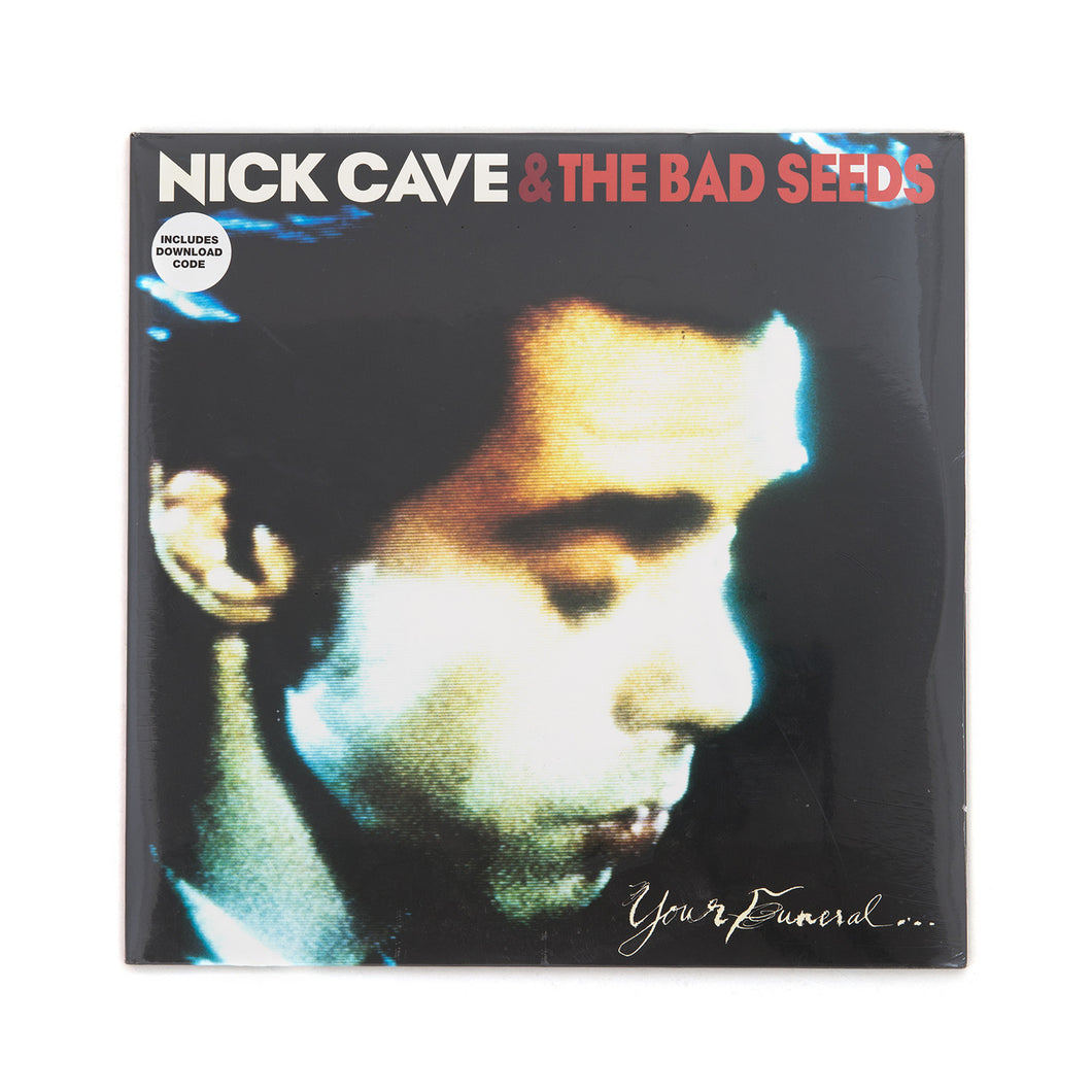 Nick Cave & The Bad Seeds - Your Funeral... My Trial 2-LP