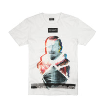 Load image into Gallery viewer, NEWAMS Piet Heyn T-Shirt White