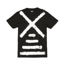 將圖像加載到畫廊查看器中NEWAMS | Painted Mill T-Shirt Black - Concrete