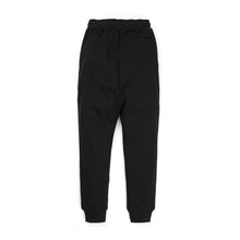 Load image into Gallery viewer, NEWAMS | Black Page Sweatpants Black - Concrete