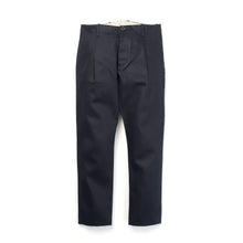 將圖像加載到畫廊查看器中nine:inthe:morning 'Fold' Pleats Chino Blue/Navy