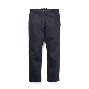 nine:inthe:morning W 'Giusy' Raw Cut Chino Blue/Navy