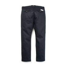 將圖像加載到畫廊查看器中nine:inthe:morning W 'Giusy' Raw Cut Chino Blue/Navy - Concrete