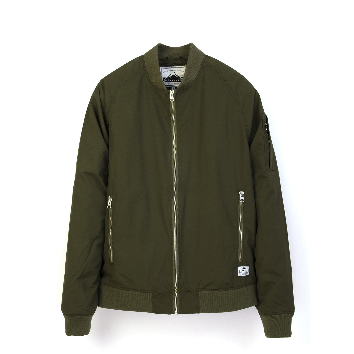 Penfield Mens Okenfield Jacket Olive