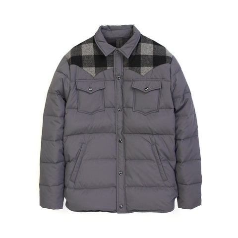 Penfield Mens Rockford Jacket Grey